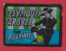 Plymouth Argyle The Pilgrims